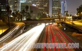 Endless Night Traffic Rush