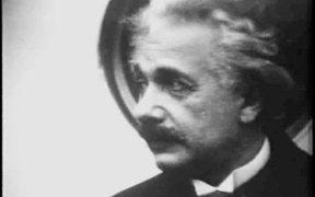Albert Einstein Comes To America