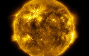 Ultra HD of the Sun's Surface Activity