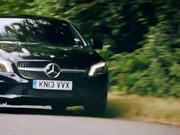 Mercedes CLA 2013 - Test Drive & Review