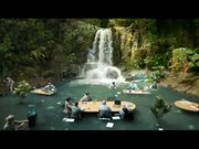 Lipton Commercial: Waterfall