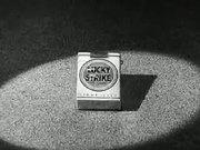 Lucky Strike Cigarette Commercial (1948)