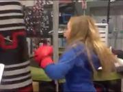 Fighting Like a Girl