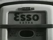 Esso Extra Gasoline Ad (1938)