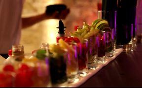 Barkeeper's Desk