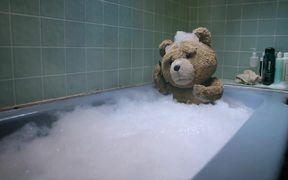 AXE Commercial: Ted takes a Bath