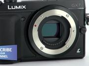 Panasonic Lumix GX7 - Review